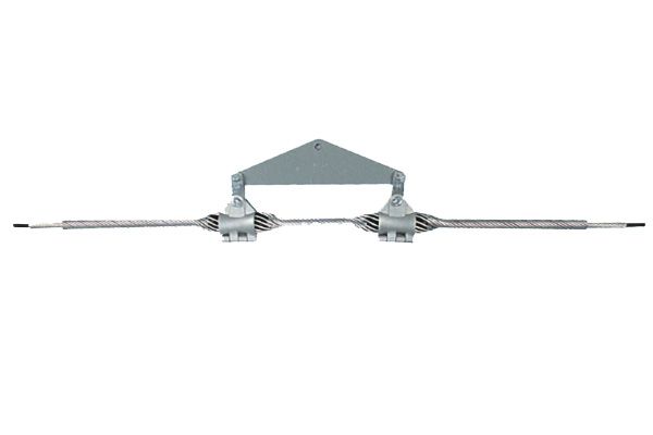 Double Suspensions Clamp For ADSS (ASXC)